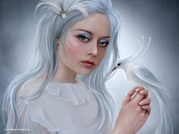 Fantasy Art Wallpaper Elena Dudina Artwork 22