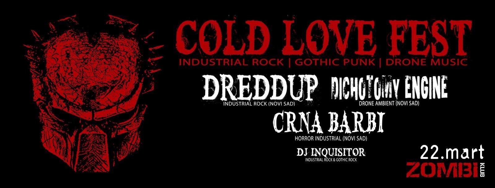 Cold Love Fest Dichotomy Engine