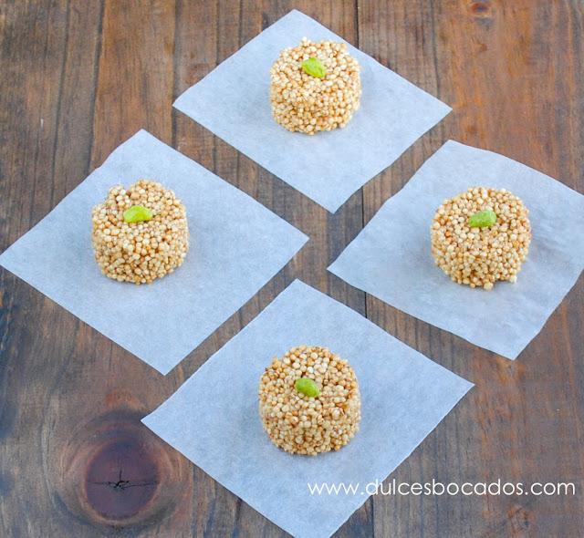 Alegrías de quinoa