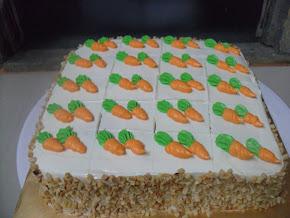 Kek Karot
