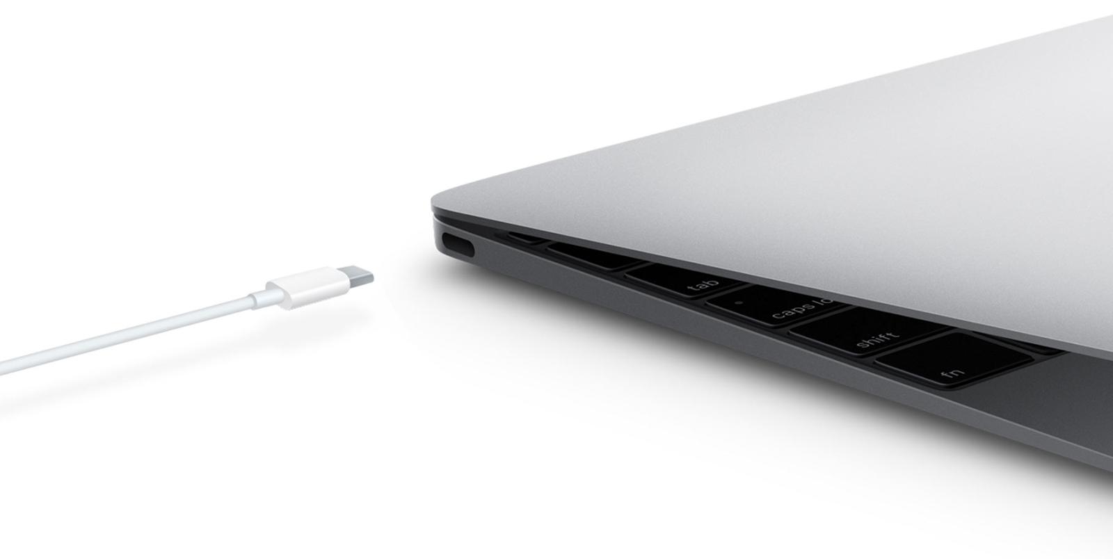 Single USB-C Port for 5 Ports