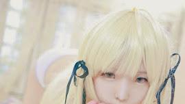 Vẻ đẹp trong trắng của Sora Kasugano