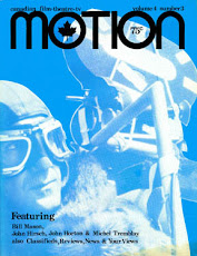 MOTION MAGAZINE Vol.4 #3  1974