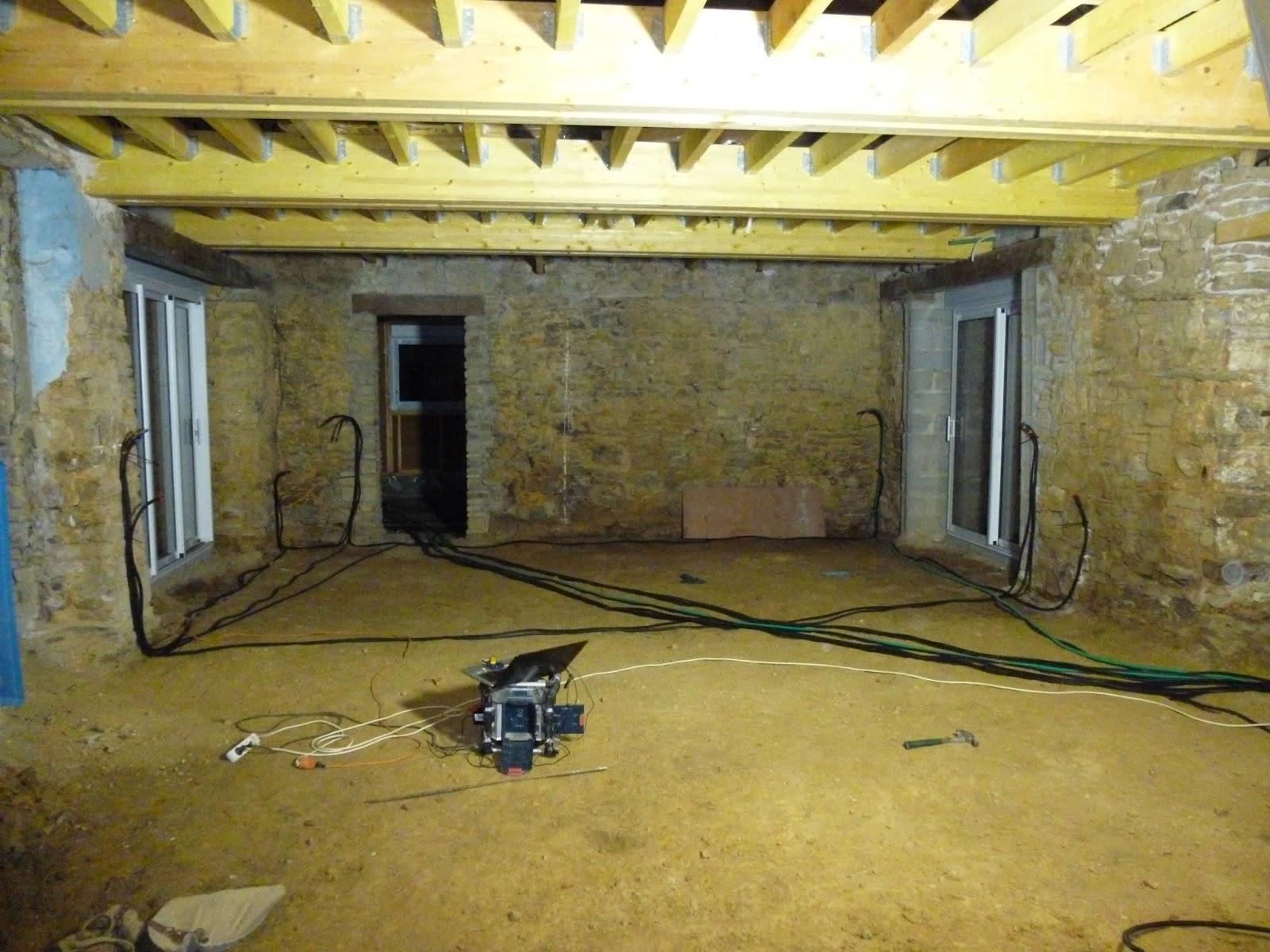 Une folie pour certain un r ve pour d 39 autre - Couler une dalle beton interieur ...