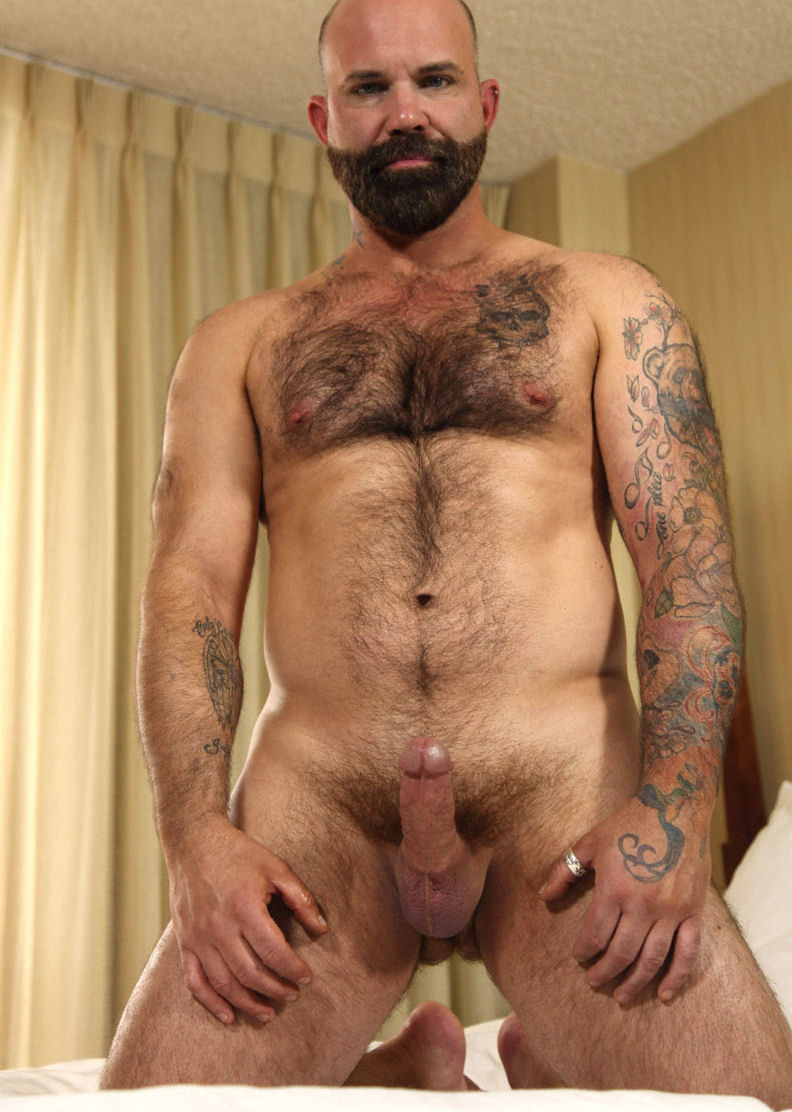 Join. All handsome naked hairy men