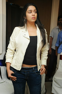 Actress Charmi Kaur Pictures in Jeans at One by Two Movie Celetes 20 Years Event  0061