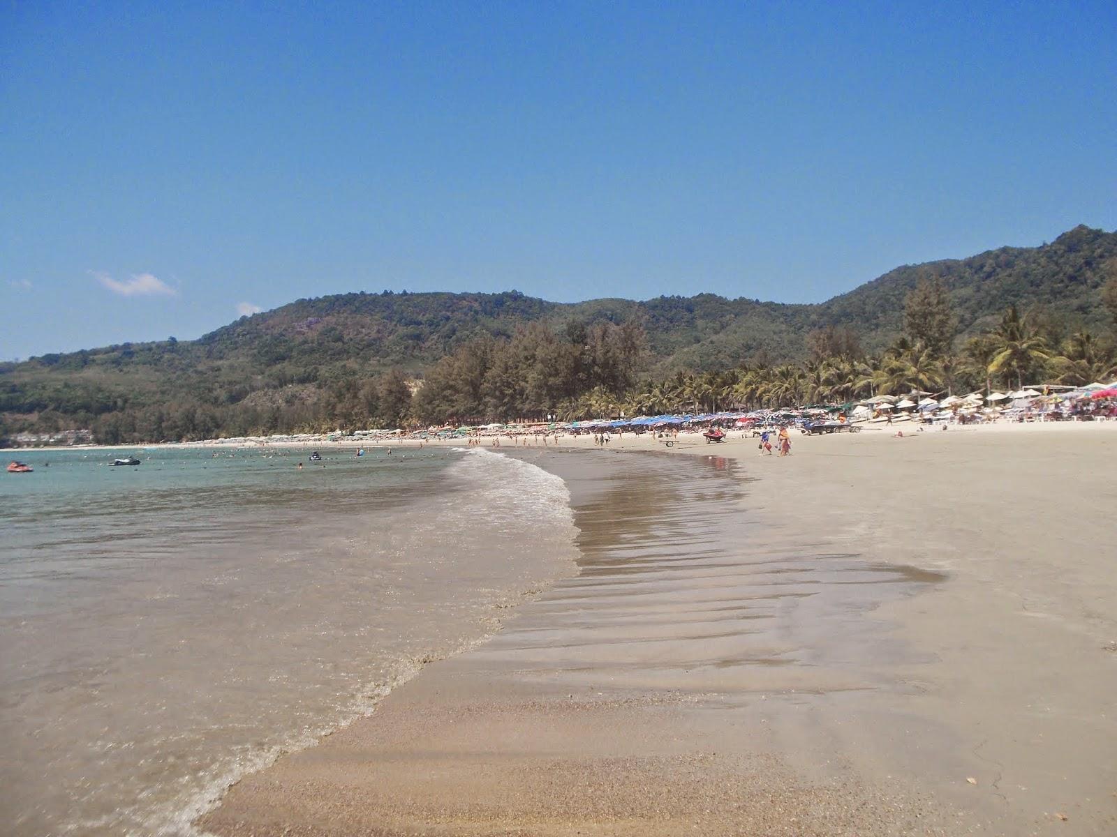 kamala beach kort