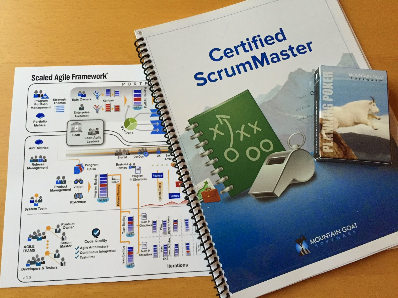 Adventures in scaling agile is it safe to scrum xflitez Image collections