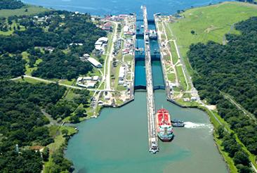 Nos vamos de crucero las esclusas de miraflores del canal - Todo sobre barcos ...