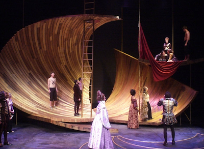 Chaos, Misrule, Authority in the Tempest and Symbolism of the Storm in Act 1