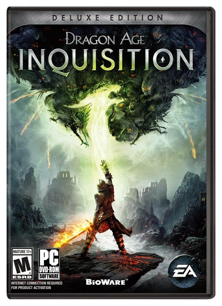 dragon Download   Dragon Age: Inquisition PC (2014)