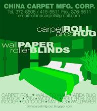 China Carpet Mfg. Corp.