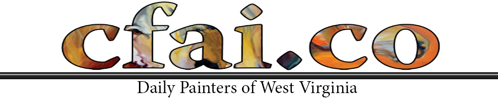 Daily Painters Of West Virginia - Contemporary Fine Art International  Daily Painters