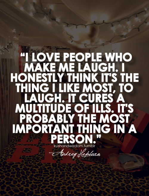 Important Thing in a Person