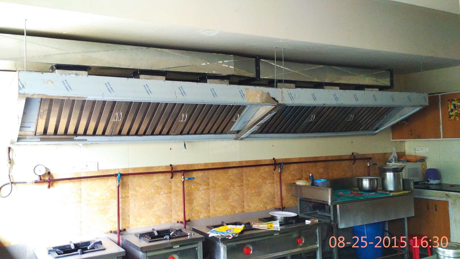 COMMERCIAL KITCHEN EXHAUST SYSTEM, MANUFACTURING IN CHENNAI ...