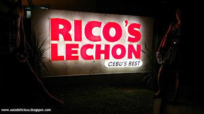 rico's lechon cebu near ayala center