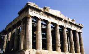 New 7 Wonders of the World: The Acropolis of Athens