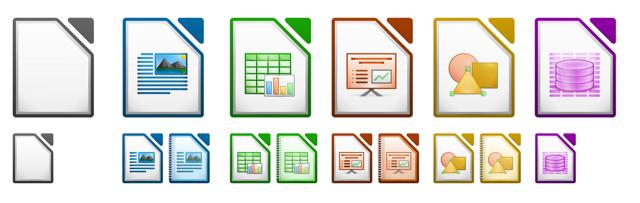 Libreoffice nouvelles ic nes - Libre office pour windows ...