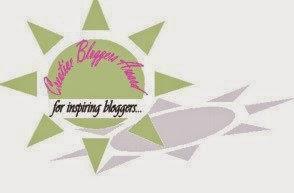 Inspiring Bloggers Award