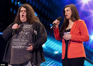 Britain's Got Talent 2012: Listen to the incredible voice of Jonathan