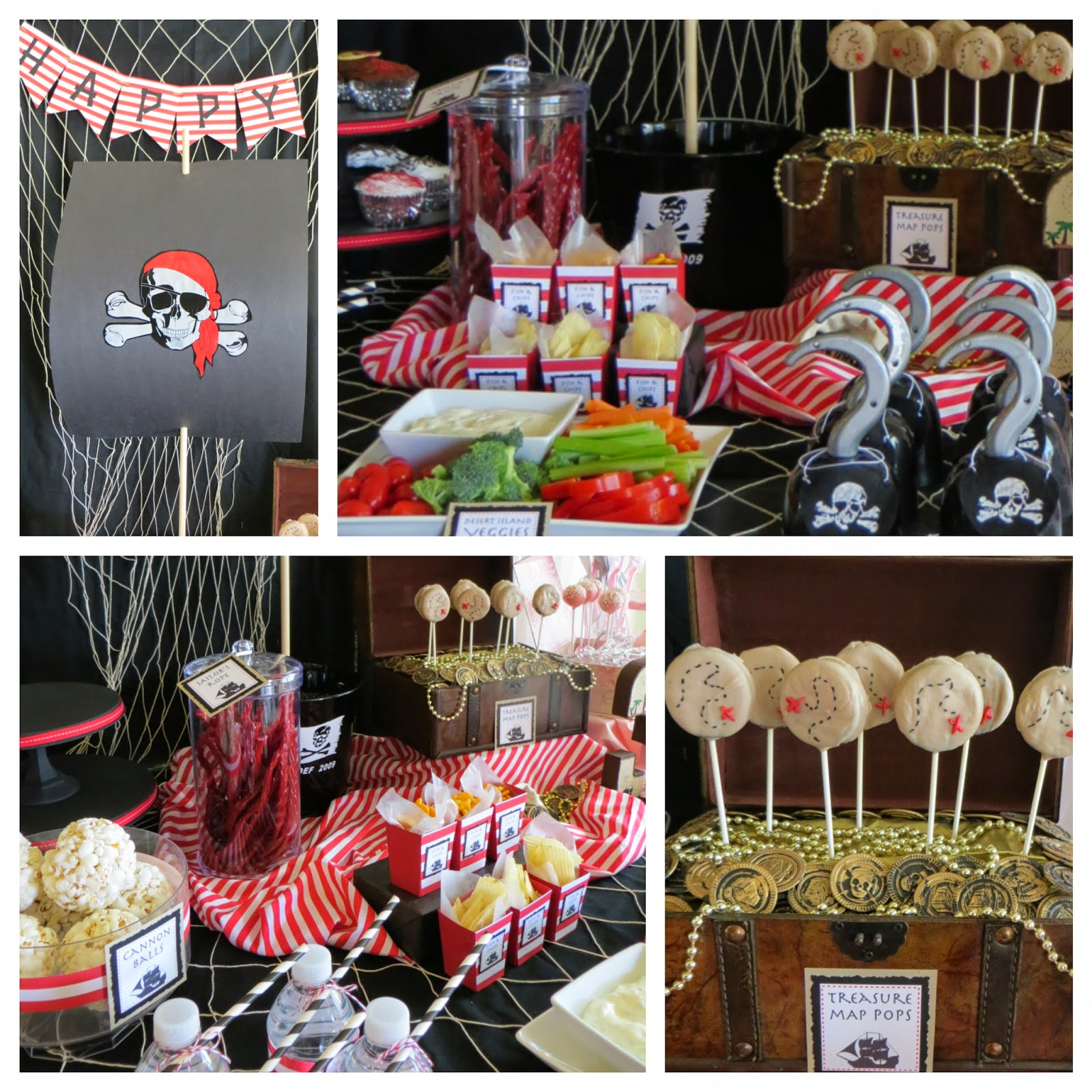 Kylie Mae's Party Ways: Once Upon a Time and a Yo Ho Ho! Pirate and ...
