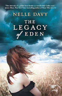 Winners of Legacy of Eden Giveaway!