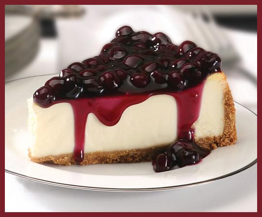 Yabanmersinli ve Fındık Tabanlı Cheesecake