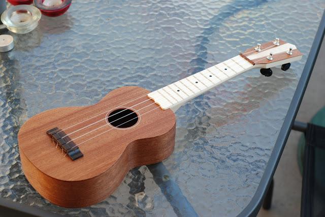 bruko ukulele model 6