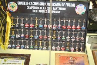 Memorial das conquistas, Santos Futebol Clube