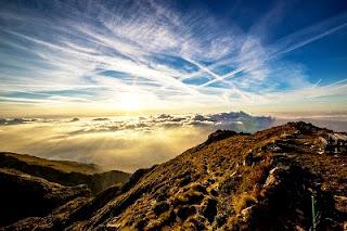 Abbronzatura montagna