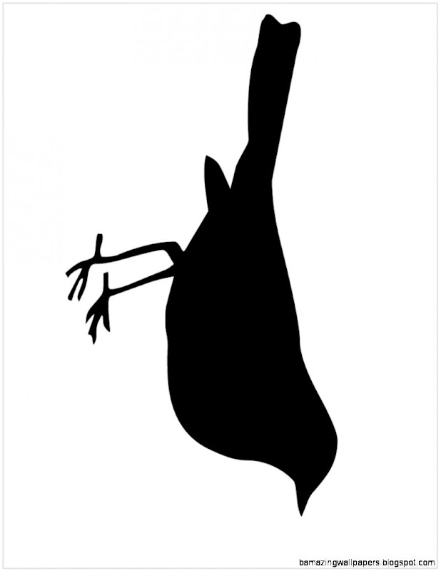 Bird Silhouette  Free Images at    vector clip art