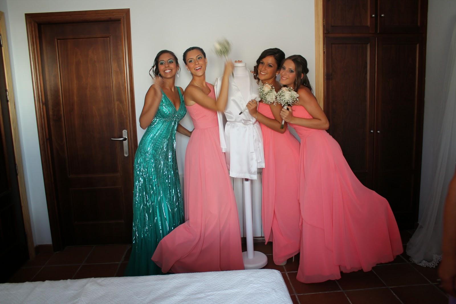 Fantástico Vestidos De Dama De Mar Verde Inspiración - Colección de ...