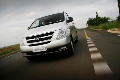 Hyundai H1 Review, Price, Interior, Exterior 04