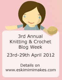 3rd Annual Knitting and Crochet Blog Week