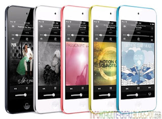 Harga Apple iPod Touch 5th Generation 32 & 64GB Spesifikasi 2012