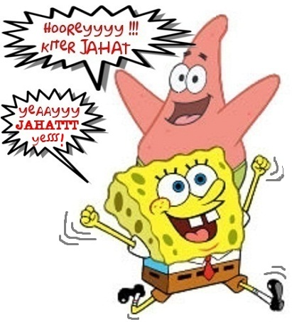 Spongebob Juga Lucu Dan Gokil Ketawa Lucu