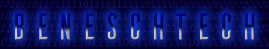 Beneschtech Blog