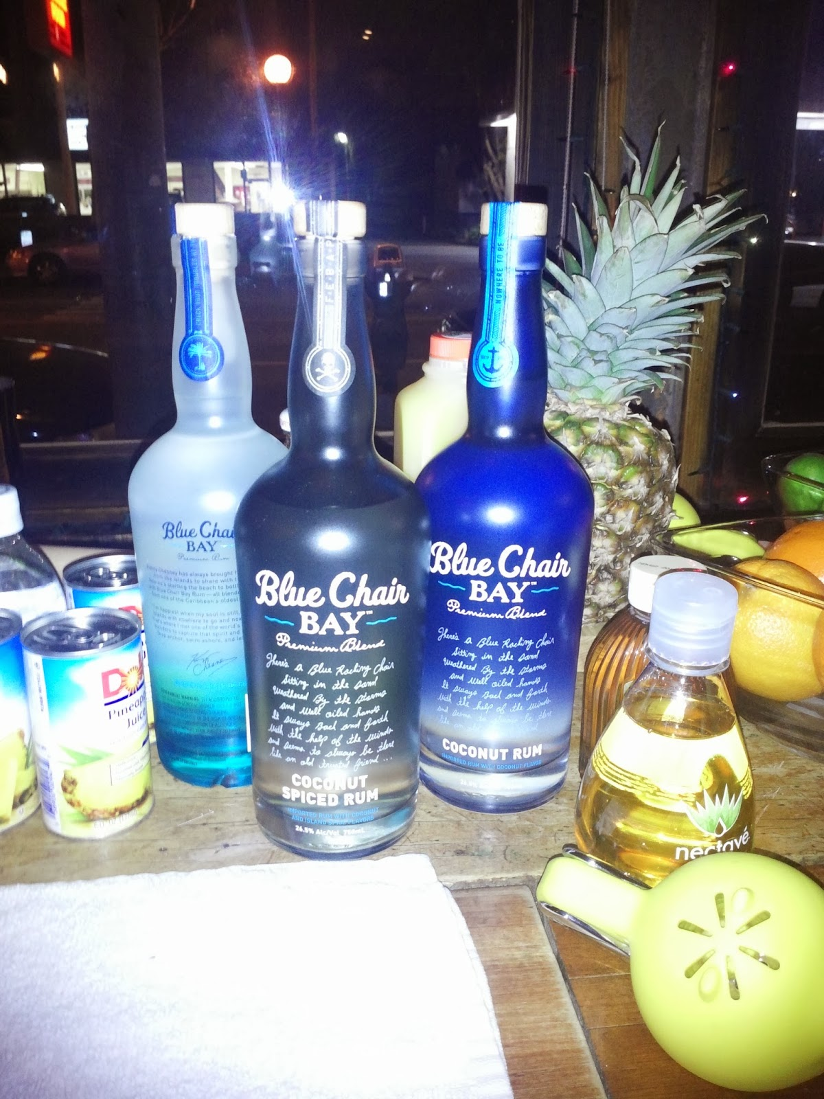 Make your Super Bowl Party Stand Out with Blue Chair Bay Rum