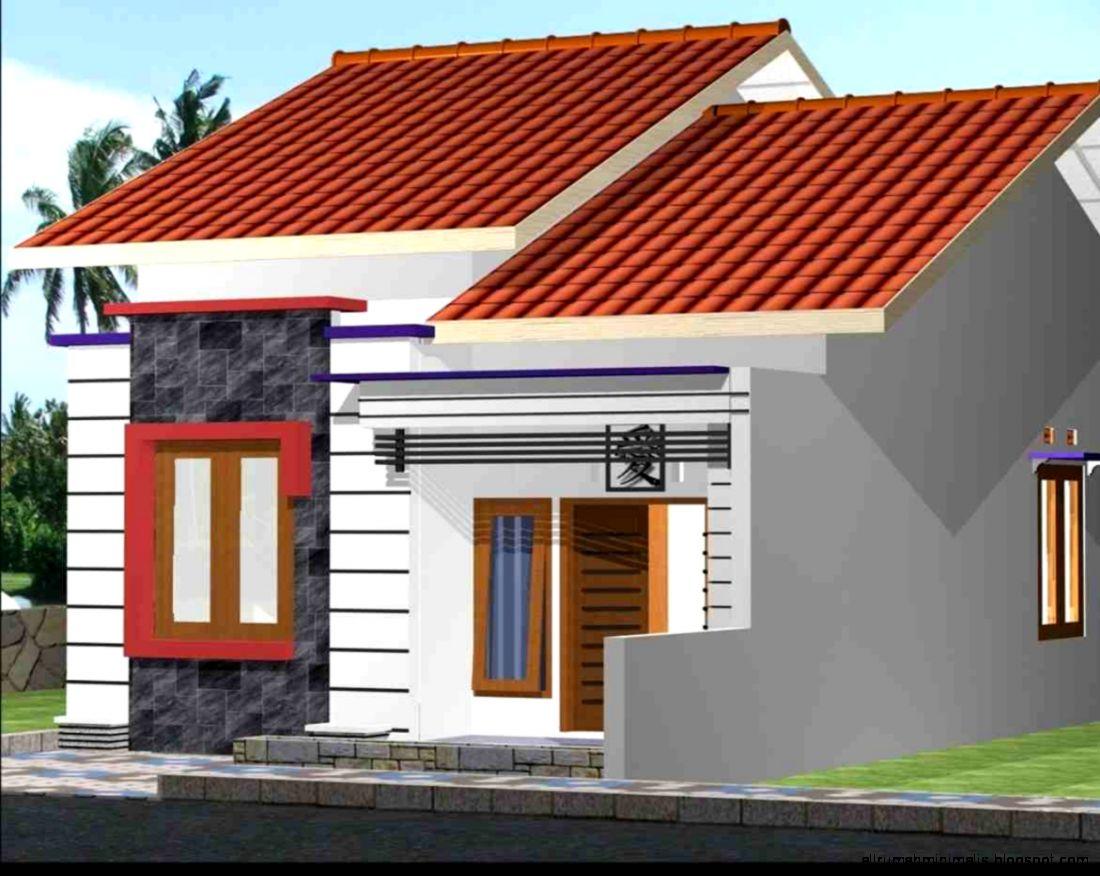 108 Gambar Rumah Minimalis Sederhana Kampung Gambar Desain Rumah