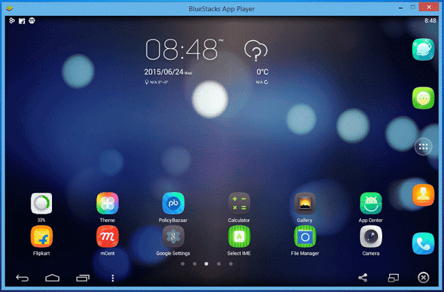 BlueStacks For MacBook OS X