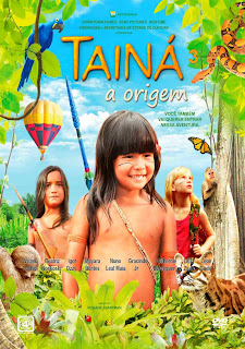 Tainá: A Origem - DVDRip Nacional