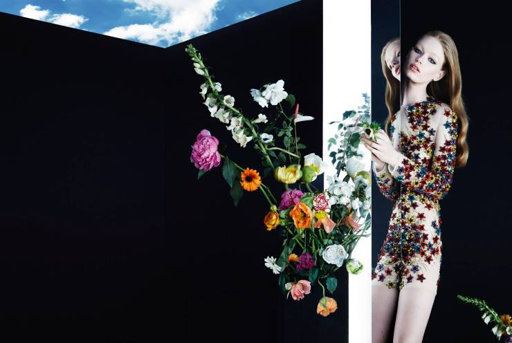 Blumarine Fall/Winter 2015 Campaign