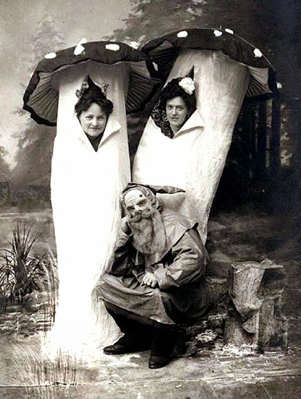 Crazy Halloween Outfits from our Past