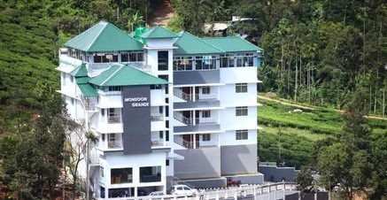 Monsoon Grande Resort Munnar Rooms In View From