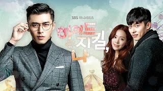 Sinopsis Jekyll And I Episode 1 - Selesai