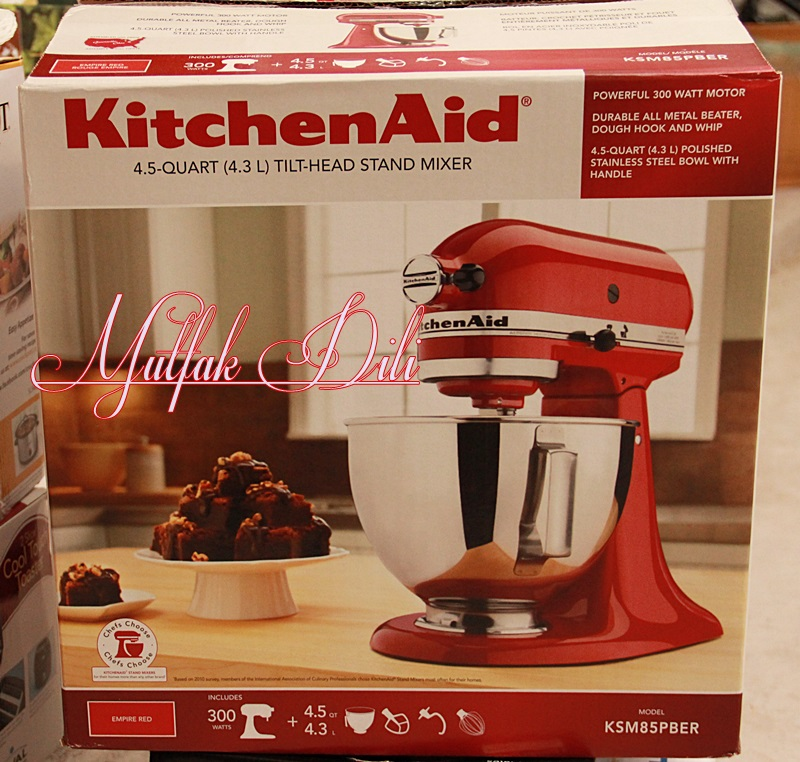 Kitchen Aid At Cosco