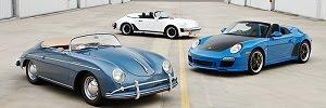 Jerry Seinfeld's Porsche Collection