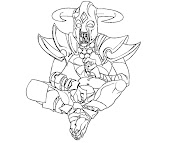 #22 Dota 2 Coloring Page