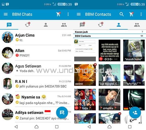 Free Download Aplikasi BBM v2.11.0.16 Mod APK Terbaru 2016