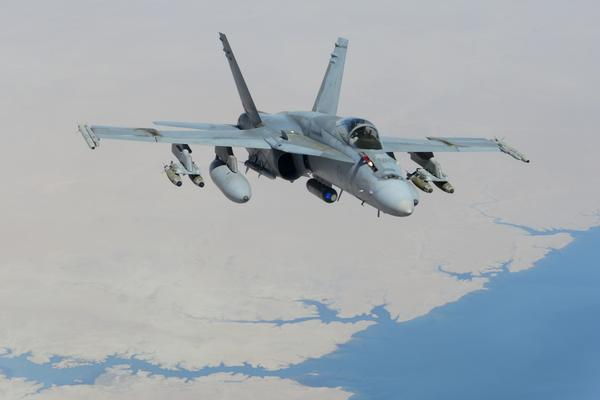f/a-18 fighter